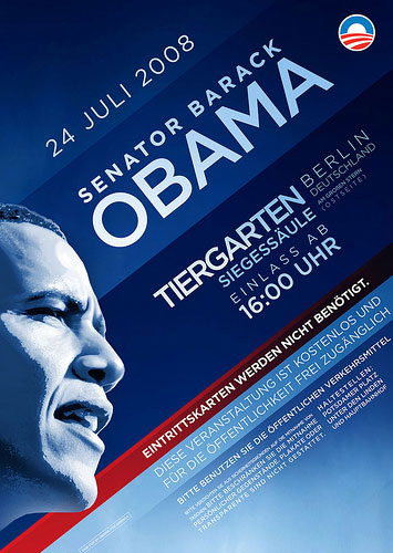 obama poster for berlin rally